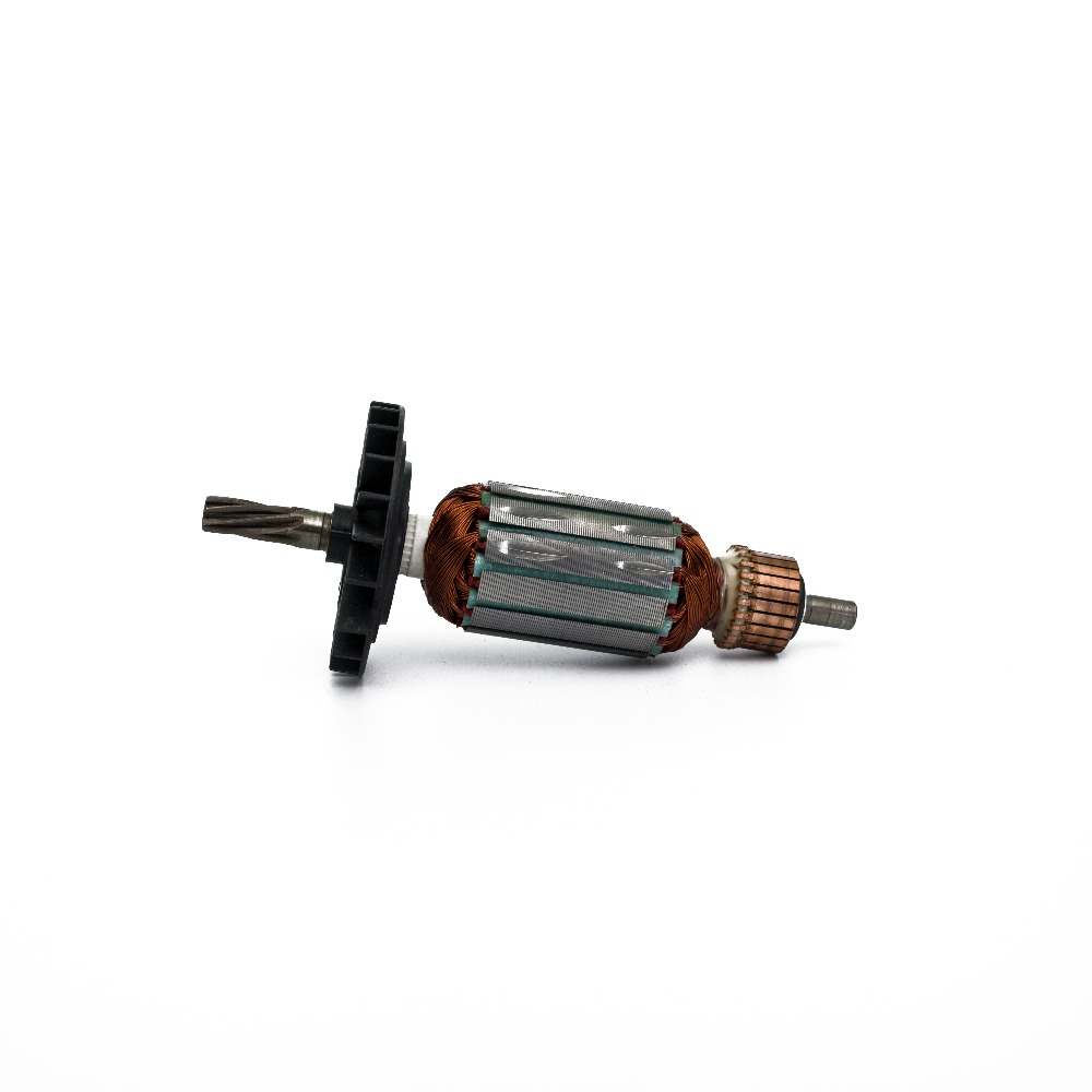 AC 220V/240V Armature Rotor replacement For BOSCH GBH 2-26 GBH 2-26DRE GBH2-26 DFR Rotary hammer Electric spare parts 7 Teeth ac 220 240v armature motor rotor replacement for bosch gbm500re gsb450re psb400re gsb13re gbm400re armature parts engine