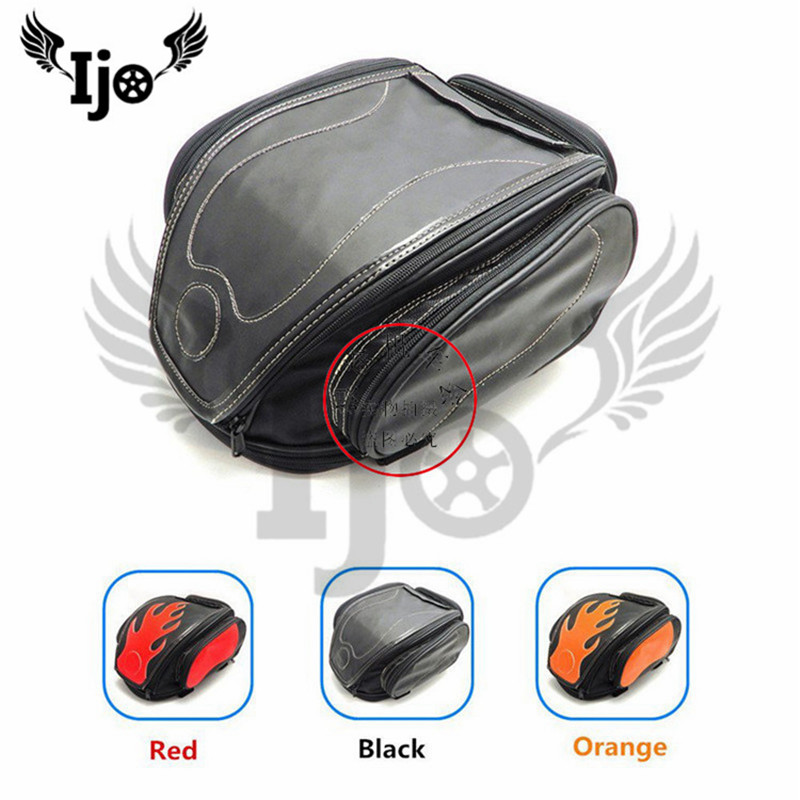 sacoche moto saddle bag for hyosung yamaha benelli harley softail sportster mochila moto maletas moto helmet bag motorcycle bag 2pcs black motorcycle saddle bags leather side tool bag luggage mochila moto for harley sportster unviersal motocross atv moto