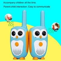 מכשיר הקשר 2pcs Retevis RT30 מיני מכשיר הקשר Kids רדיו תחנת 0.5W PMR FRS UHF רדיו 1 ערוץ 2 הכפתור הפשוטה לפעול במשך צעצוע לילדים (2)