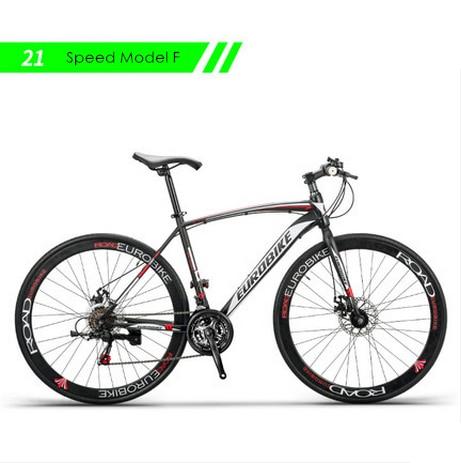 Neue marke kohlenstoffstahlrahmen 700C rad 21/27 geschwindigkeit - Radfahren - Foto 6