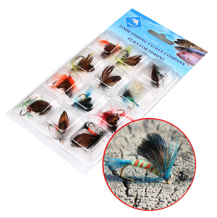 online get cheap fishing flies -aliexpress | alibaba group, Fly Fishing Bait