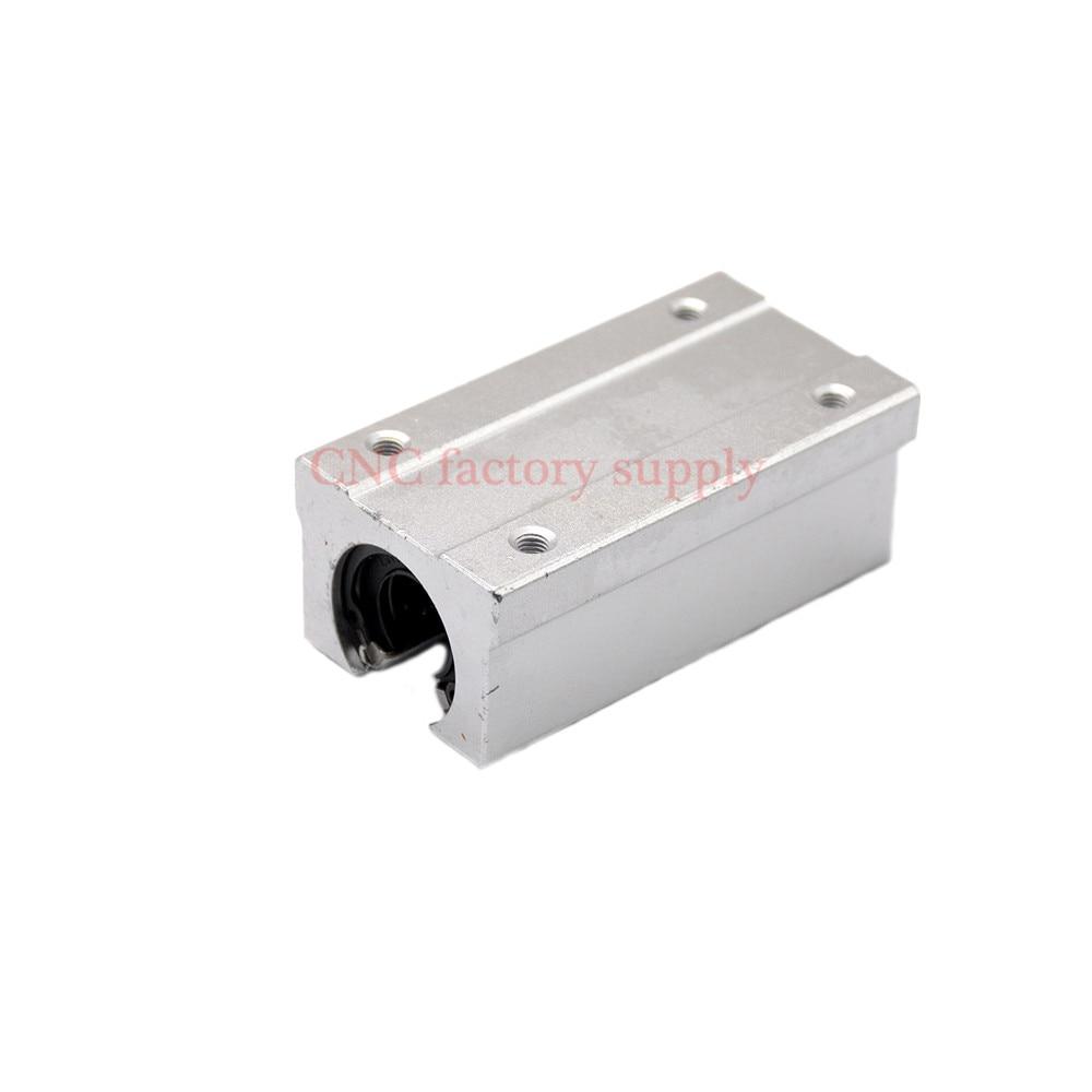 все цены на Free shipping SBR25LUU 25mm Linear Ball Bearing Block CNC Router
