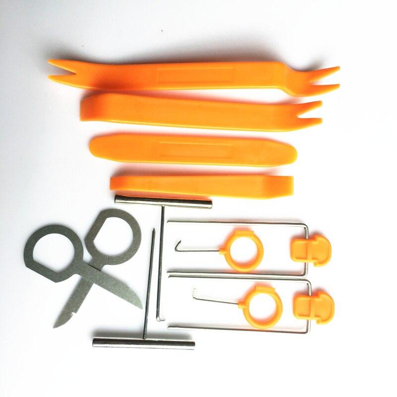 Disassembly Tool 12pcs/set Fit For Toyota Camry Corolla RAV4 Highlander/Land Cruiser/PRADO Vios Vitz/Prius Avensis