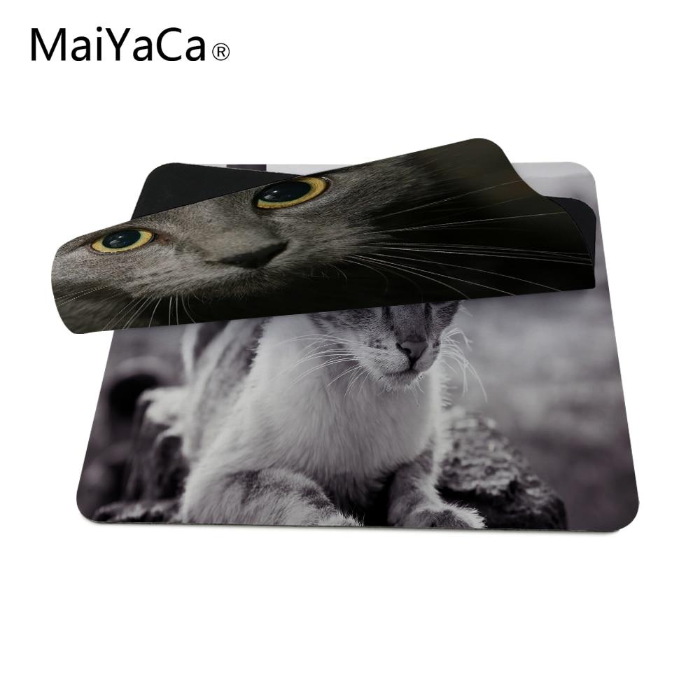 MaiYaCaLuxe Afdrukken Grijze kat met een Zenit-camera Spelontwerp - Computerrandapparatuur - Foto 5