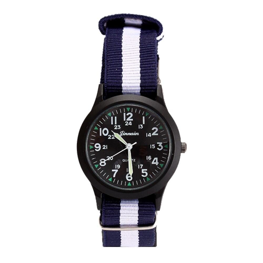 new famous brand men children boys girls fashion cool quartz Saber watches students canvas electronic Wrist watch drop shipping (3)