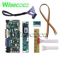 LCD LQ121S1DG31 פאנל מסך LCD TFT 12.1inch 800x600 עם HDMI DVI VGA המקשים לוח הבקר עבור התעשייה (4)