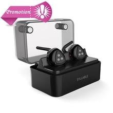 Cheapest NEW Original Syllable D900 Mini Headphone Bluetooth Stereo Wireless Earphone Bluetooth Headset Handsfree Mini Earbud with mic