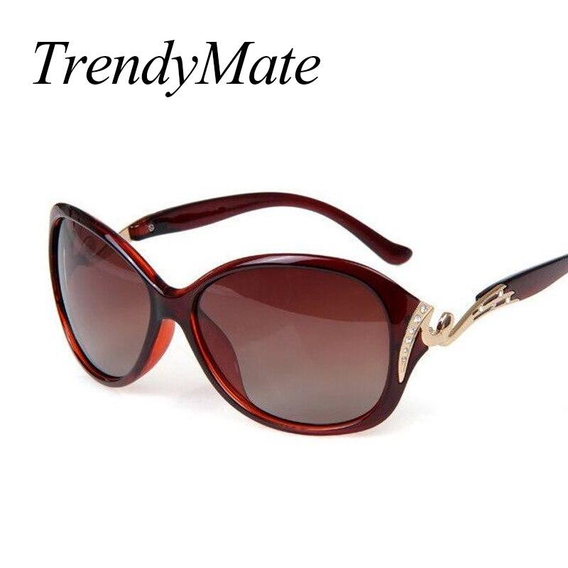 2018 Fashion Polarized Sunglasses Women Luxury Brand Design Sun Glasses Gafas De Sol Polarizadas Oculos De Sol Feminino M088 2