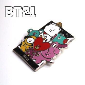 Брошка BTS BT21 к-поп 1