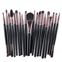 20pcs/Set Eye Shadow Foundation eyeliner Eyebrow Lip Brushes for Makeup Brushes set Tools cosmetics Kits beauty Makeup Brush Set