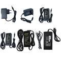 Power adapter supply for led strip EU/US/UK/AU for AC100-240V to DC12V 1A 2A 3A 5A 6A 8A 10A cord 4 options plug transformer