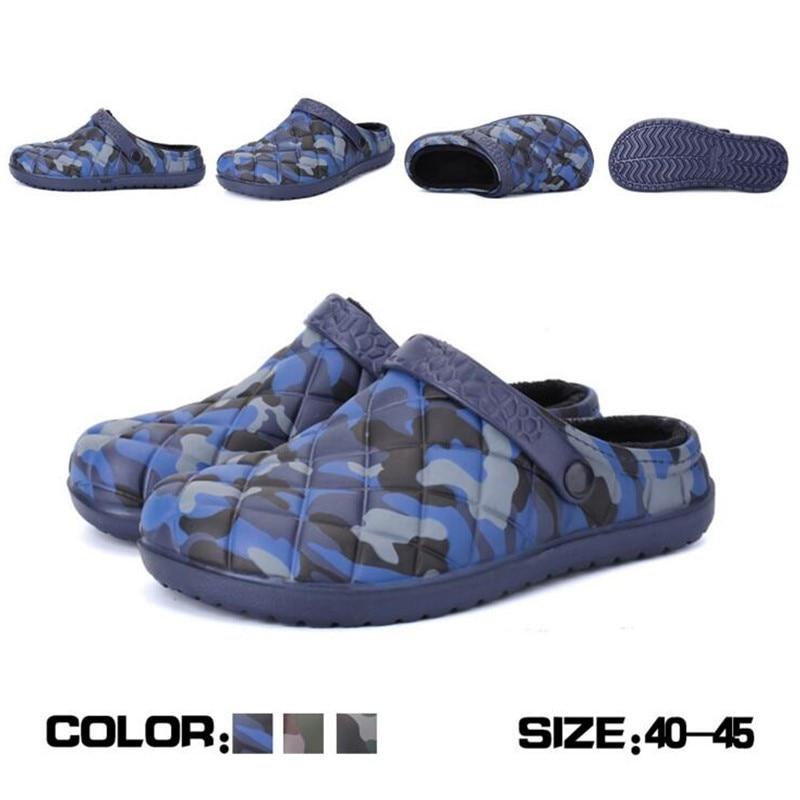 Black Homens Para Inglaterra Pantuflas De Sapatos Envoltório Estilo Sólida blue Moda brown Toe Inverno Calçados Casa Oq4zwd7Pd