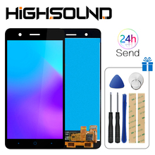 For ZTE Blade BA510 BA510C A510 LCD Display and Touch Screen Digitizer Assembly For ZTE Blade BA510 BA510C A510 LCD+Tools