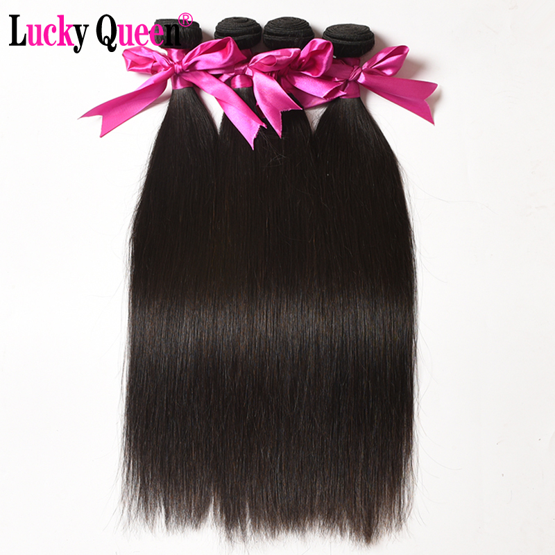 Brazilian Straight Human Hair 4 Bundles 100 Human Hair Remy Hair Weaves Bundles 8 30 inch