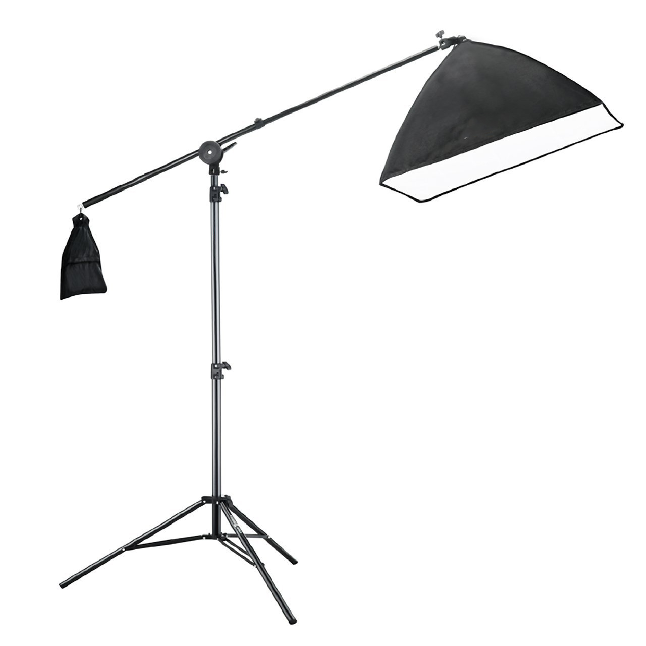 Photo Studio Lighting Overhead Flexible Arm Stand Photographic equipment  light STAND with cross arm softbox set 2m studio CD50 professional photographic equipment camera softbox with light stand photo studio soft box for dslr photography studio light box