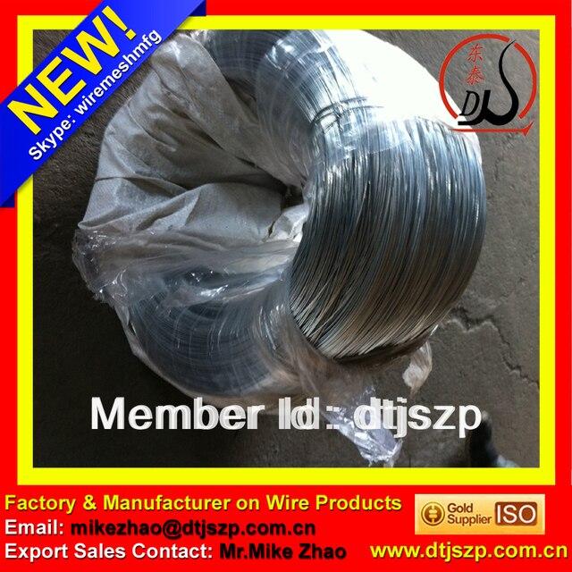 Galvanized Iron Wire (Factory & Supplier)