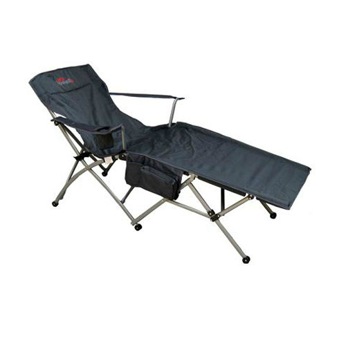 High Quality Outdoor Chair Folding Easy Portable Leisure Chair Comfortable Fishing Chair Breathable Waterproof Sun Lounger