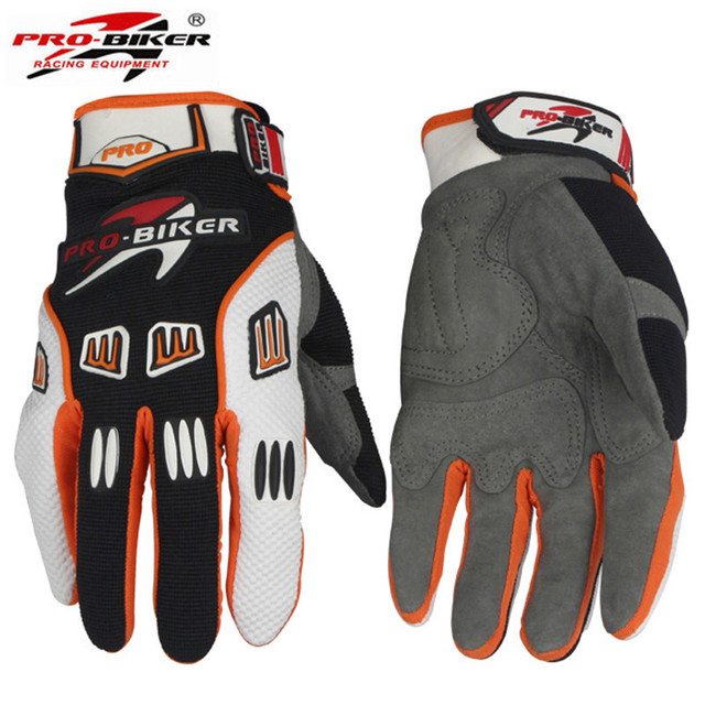 PRO-BIKER Motocross gloves Luva Motoqueiro Guantes Moto Motocicleta Luvas de moto Cycling Motorcycle gloves CE02 Gants Moto