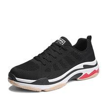 6ce99ae0f659f Marka Sneakers 2018 Yeni Ucuz Erkekler ve Womens Nefes Koşu Ayakkabı Açık  Atletik Spor Ayakkabı Severler
