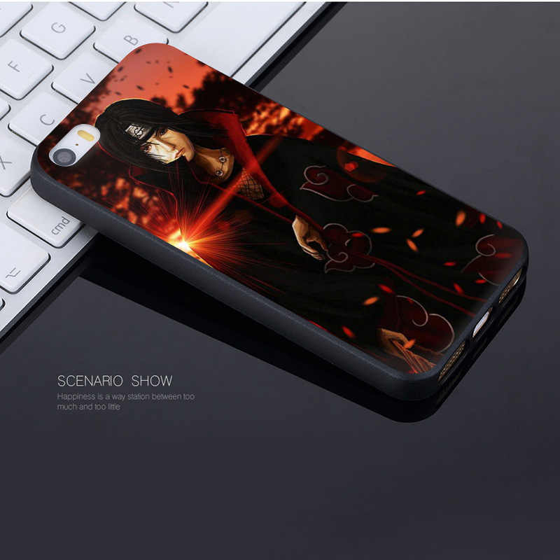 coque iphone 7 uchiha