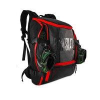 28L 100% Original Bont Inline Speed Skates Backpack Professional Roller Skating Shoes Bag Helmet Holder Protective Knee Pads Bag