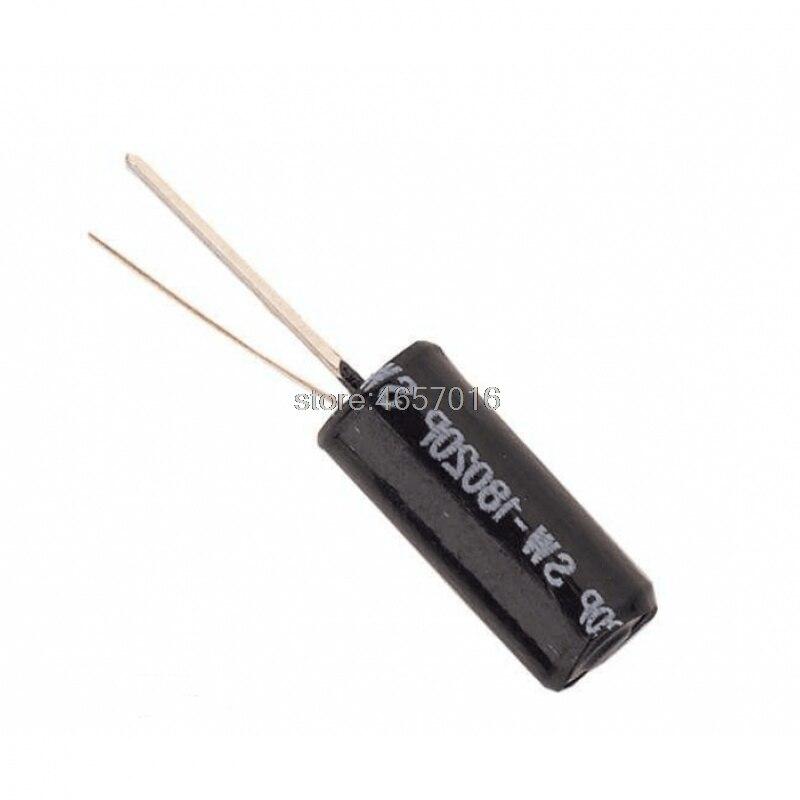 50PCS SW-18020P Electronic Shaking Switch Vibration Sensor