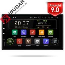 Isudar 2 Din Авто Радио Android 9 для Nissan/Xtrail/Tiida/hyundai/KIA Автомобильный мультимедийный плеер Видео плеер gps USB DVR оперативная память ГБ