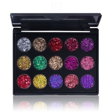 15 Color Eye Shadow Masonry Eye Shadow Palette Makeup  Palette Make Up palette Cosmetic Beauty
