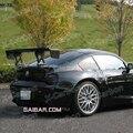 2005 2006 2007 2008 E86 спойлер заднего крыла из углеродного волокна для BMW Z4 E86 GTS Style