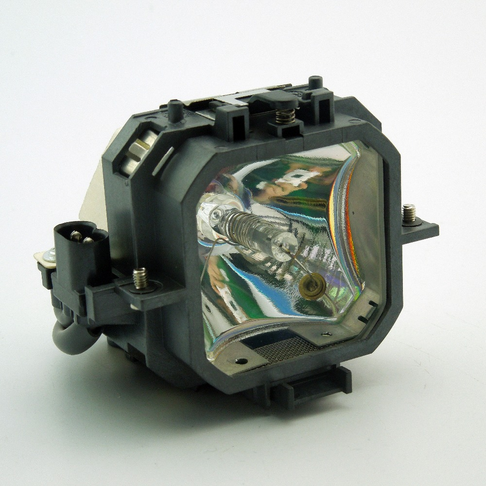 Projector lamp ELPLP18 for EPSON EMP-735C, PowerLite 720c,PowerLite 730c, PowerLite 735c with Japan phoenix original lamp burner projector bulb elplp30 for epson powerlite 81p powerlite 821p emp 81 with japan phoenix original lamp burner