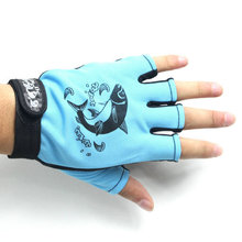 Mavllos Fly Fishing Gloves Men Waterproof 1 Pair Half-finger Breathable Anti-slip Durable 3 Color Outdoor Sport  Fishing Gloves