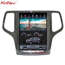 Киринави 10,4 «экран Android 7,1 для JEEP Grand Cherokee автомобильный DVD радио аудио GPS навигация монитор мультимедиа воспроизведение