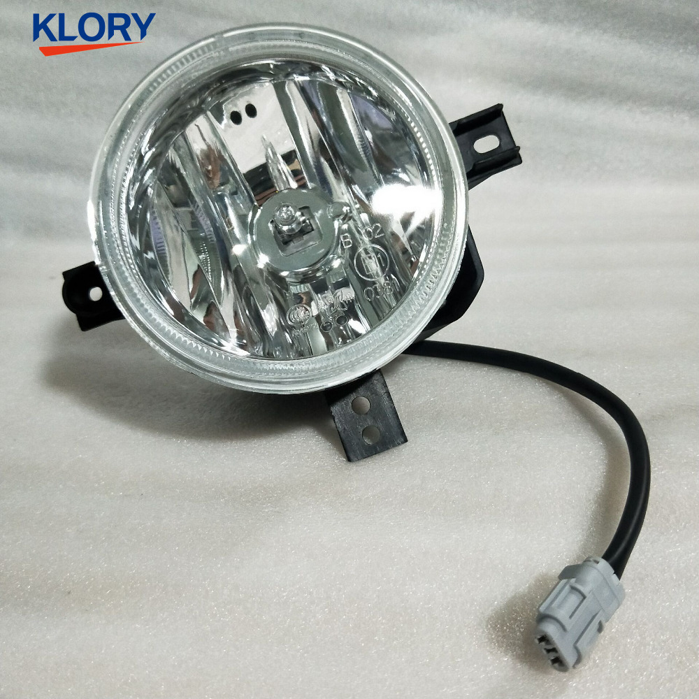 4116010 0000 4116020 0000 left right front fog light for ZX Auto Grandtiger