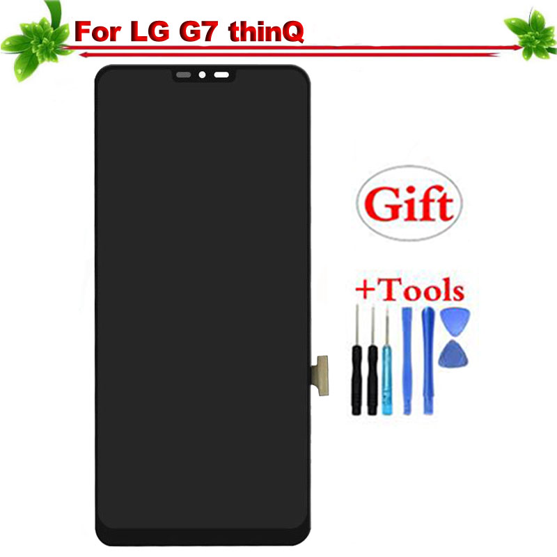 IPS for LG G7 ThinQ G710 G710EM G710PM G710VMP LCD Display Touch Screen Digitizer Assembly Replacement for LG G7 Lcd DisplayIPS for LG G7 ThinQ G710 G710EM G710PM G710VMP LCD Display Touch Screen Digitizer Assembly Replacement for LG G7 Lcd Display