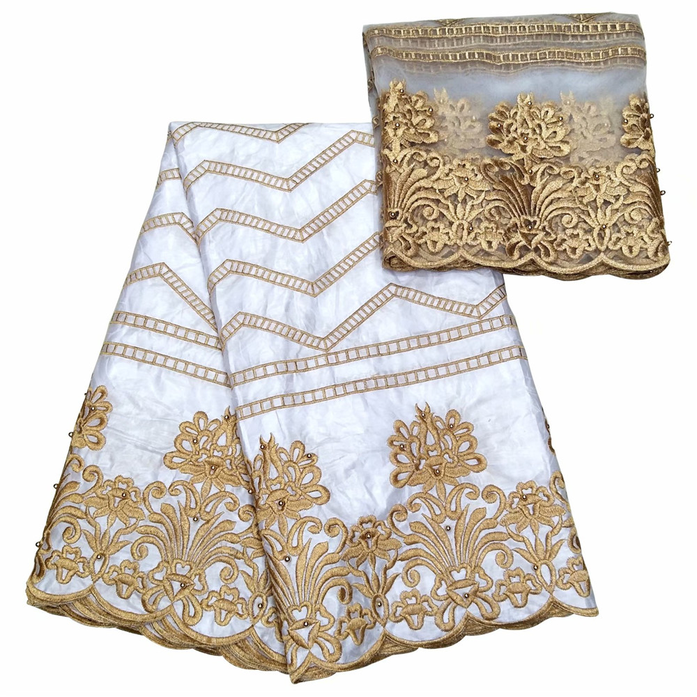 African  beaded  Bazin Fabric High Quality Nigerian stylish Bazin Riche Getzner  lace fabric with beads  L13-1African  beaded  Bazin Fabric High Quality Nigerian stylish Bazin Riche Getzner  lace fabric with beads  L13-1