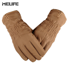 Фотография MELIFE Winter Warm Windproof Ski Gloves Outdoor Sports Comfortable Female Women Snowboard Glove Motorcycle Riding Skiing gloves