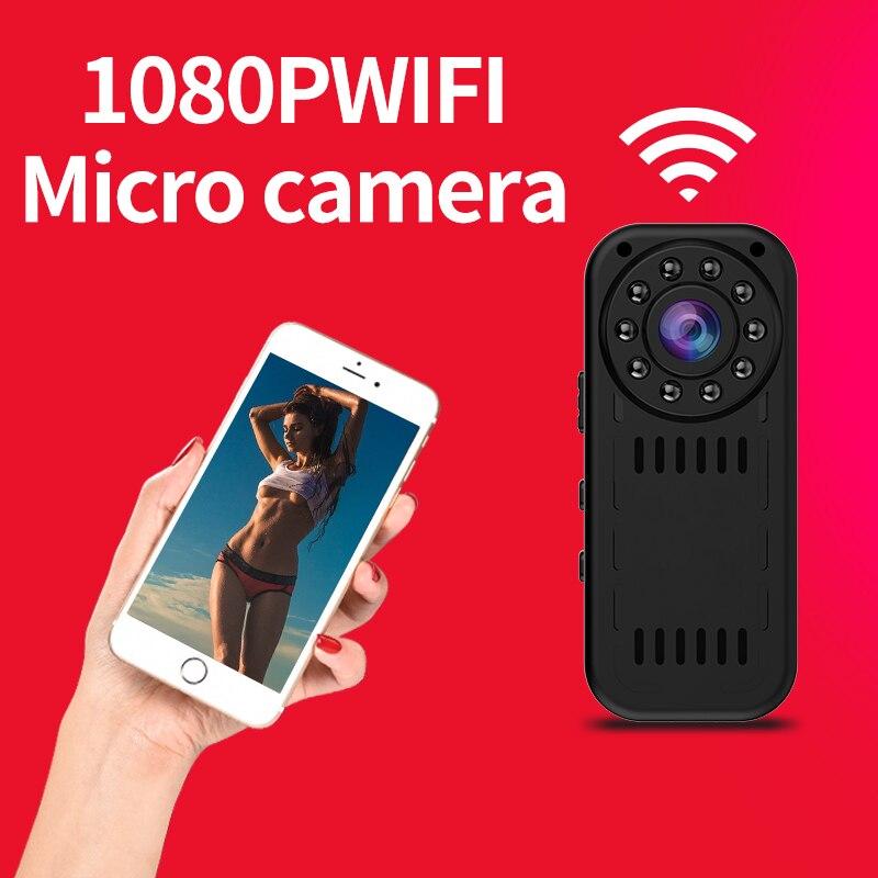 bilder für 1080 P MINI Kamera P2P drahtlose nocken vedio recorder geheimnis aufnahme WIFI versteckte für smartphone