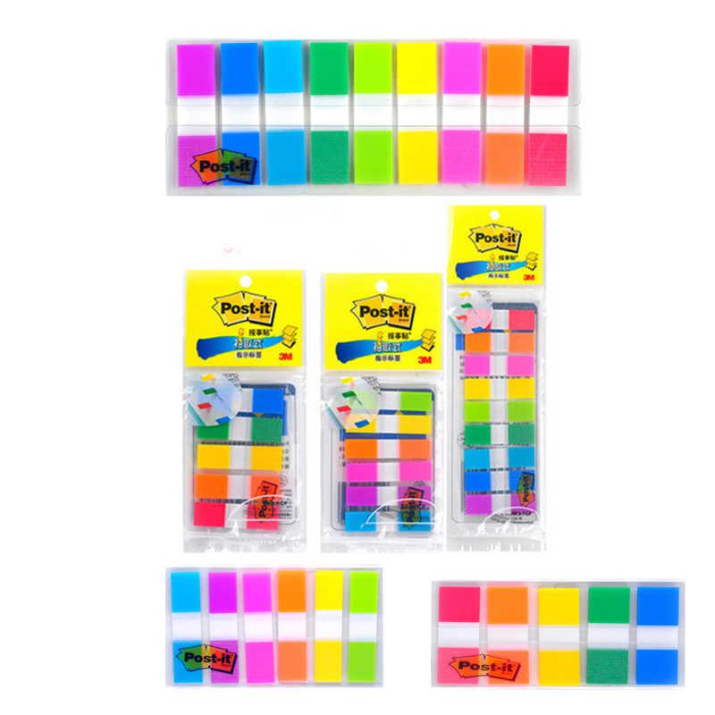 Post It 10 Packs Lot Plastic Matte Indication Label Paste Index