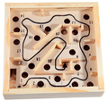 Children Game Maze Toys Intellectual Development of Children's Educational Toys kids wooden toys W179