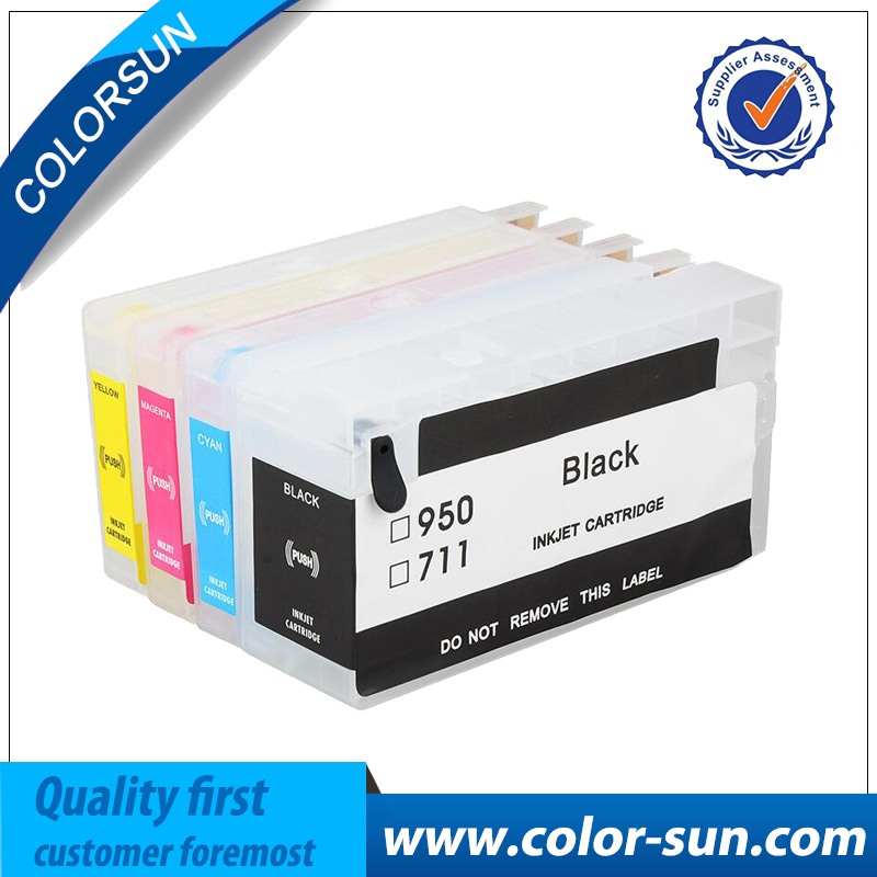 For HP950XL 951XL For HP 950 Refillable Ink Cartridge For hp 8610 8620 8630 8640 8660 8680 8615 8625 251DW 276DW With Chip hp950