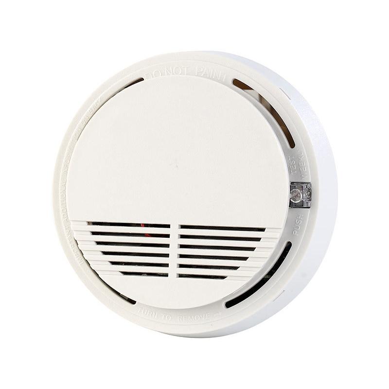 все цены на Wireless Lonization Smoke Sensor Alarm Wireless Photoelectricity Smoke Detector King Pigeon SM-100 онлайн