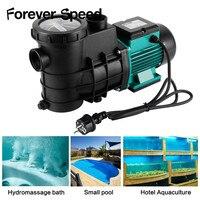 Swimming Pool Pumps 14500L/h 750 W Water Pump Fish Tank Freshwater Seawater Self priming Water Pump Forever Speed