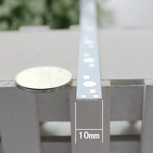 10W 30W LED Aluminum Base Plate, 500mm*1