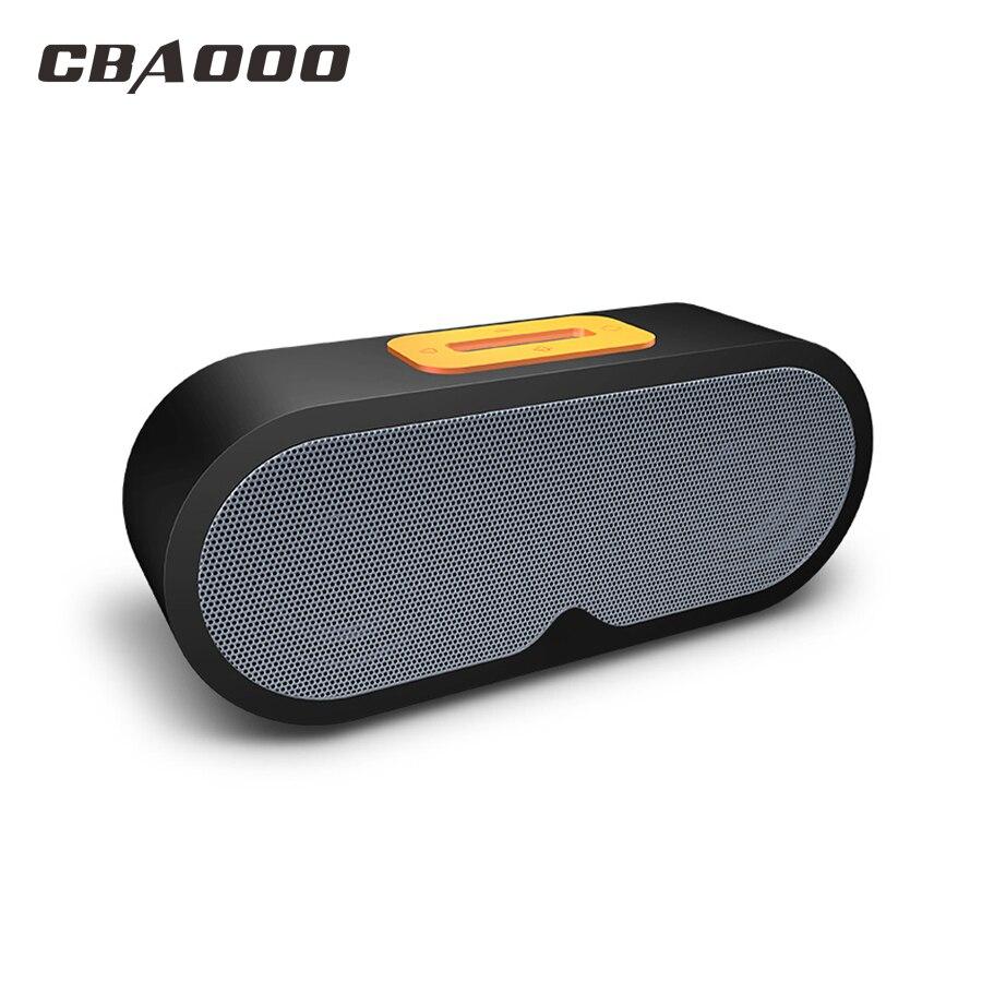 Bluetooth Lautsprecher Tragbare Wireless Outdoor Lautsprecher Bluetooth Soundsystem 3D Stereo Musik Surround mit Guter bass HIFI Lautsprecher
