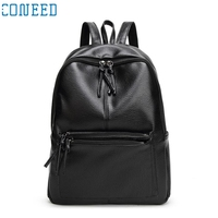 Charming Nice CONEED Best Gift CONEED Fashion Women Lether Trvel Stchel Shoulder Backpacks School Rucksck Bags