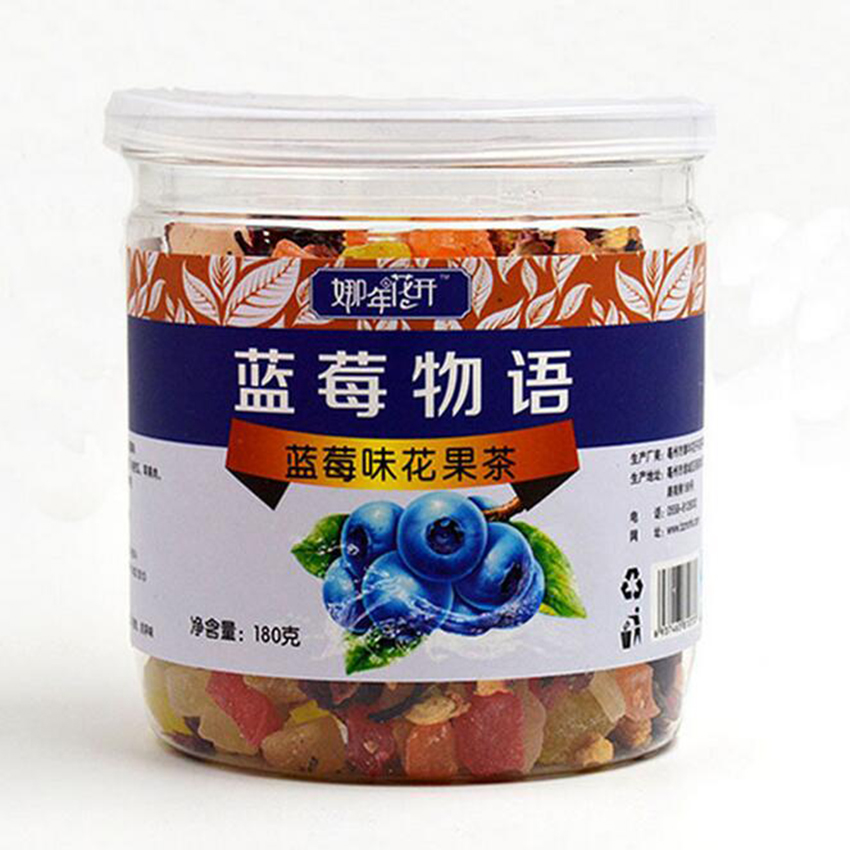 Фруктовый чай из Китая