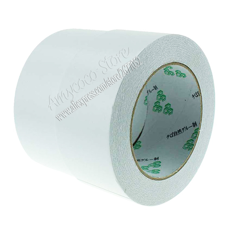 Nueva Cooyute Golf tape de alta calidad Golf Club Build Up Tape 45mm Puños de golf Cinta de doble cara Equipo de golf Envío gratis