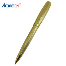 Unique Ballpoint Pen Original Design Computer Engraving Pattern Ball Pen 38g Metal Heavy Pens for Office Writing Instrument1687B 2018 new high quality carved branded ball pen unisex checker pattern white pen luxury 40g rose gold metal heavy pens for writing