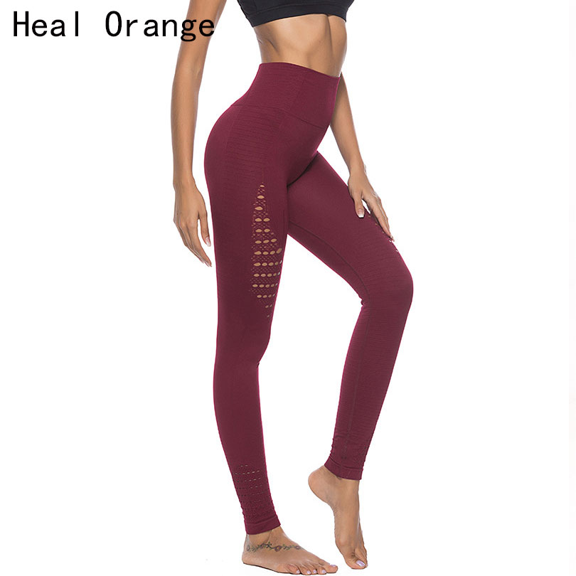 Seamless Leggings Women Yoga Pants Sports Running Sportswear Stretchy Fitness Leggings Tummy Control Gym Compression Tights Pant недорго, оригинальная цена