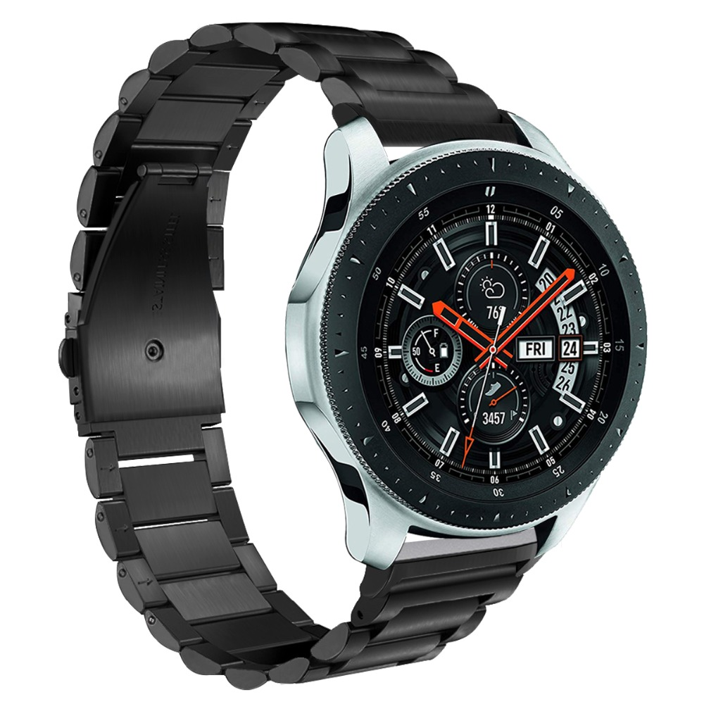 22mm Stainless Steel Strap Bands For Samsung Galaxy Watch 46mm Strap For Samsung Gear S3 Classic 92001